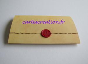 Faire-part naissance médiéval - cartescreation.fr